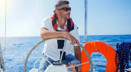 Alquiler de barco en Ibiza con patrón