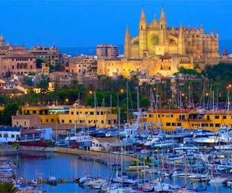 Visitar la ciudad de Palma de Mallorca